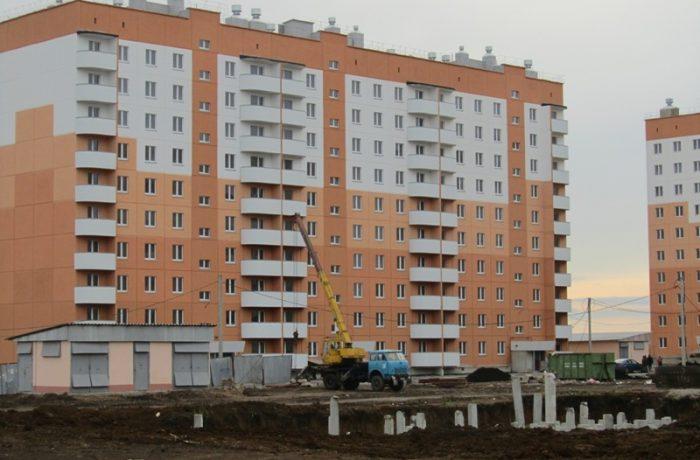 Дом №1 - 147мкр