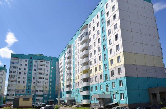 Дом №14 - 115а мкр