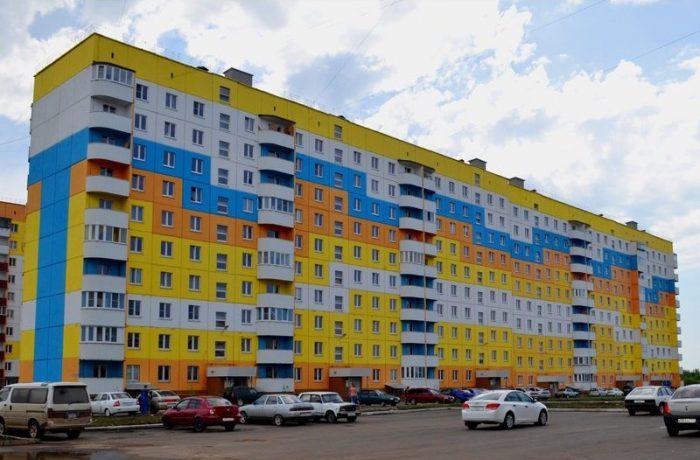Дом №16 - 147мкр